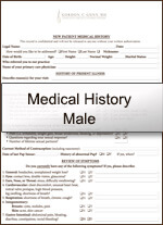 medical history - new patient